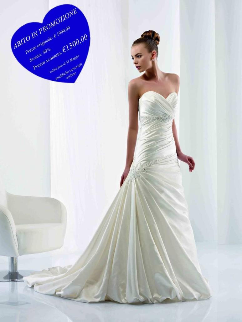 Sconti Abiti Da Sposa.Abiti Da Sposa 2015 Promozioni Fino Al 50