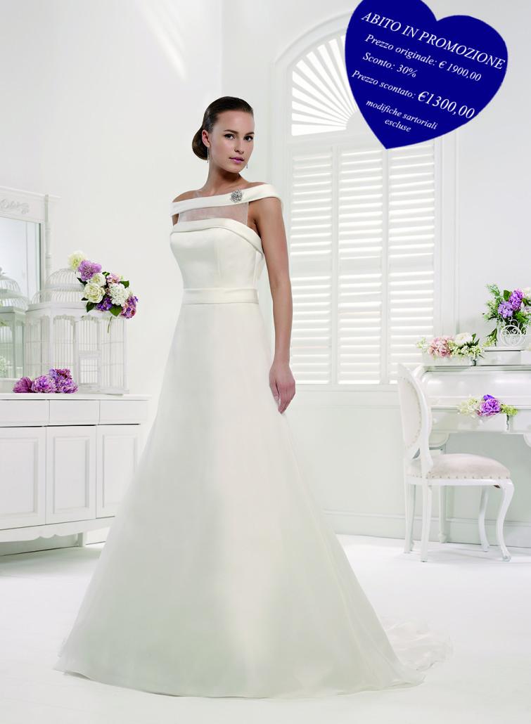 Abiti da sposa 2015 - Promozioni fino al 50% 438002404d7