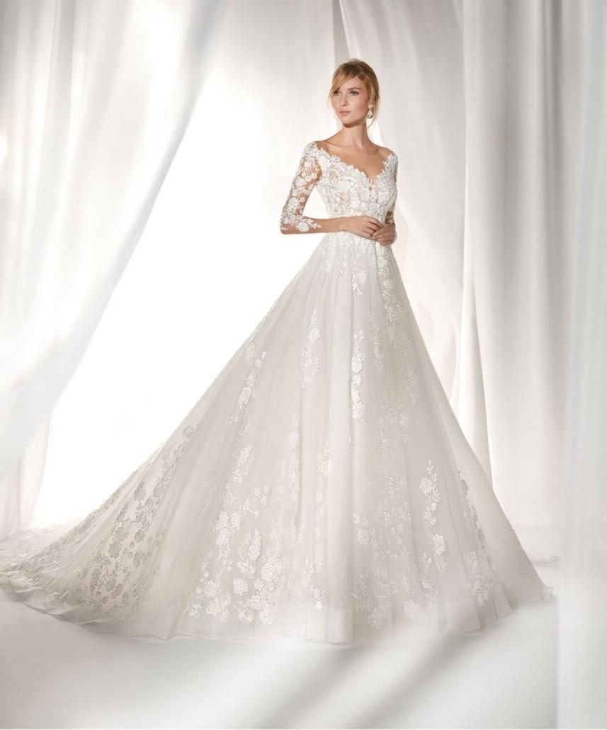 Vestiti Da Sposa Fantastici.Abiti Sposa Stile Principessa Vantaggi E Caratteristiche Diemme