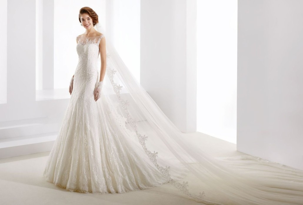c72fd183fd3f Velo da sposa  guida alla scelta